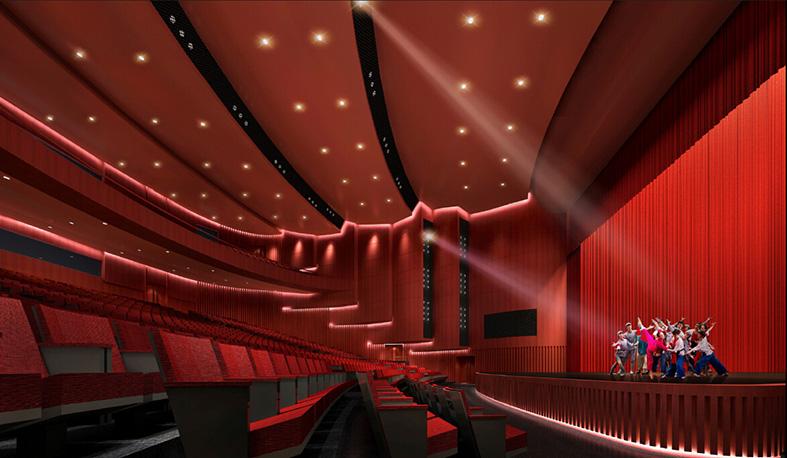 剧院显示系统技术解决方案及服务