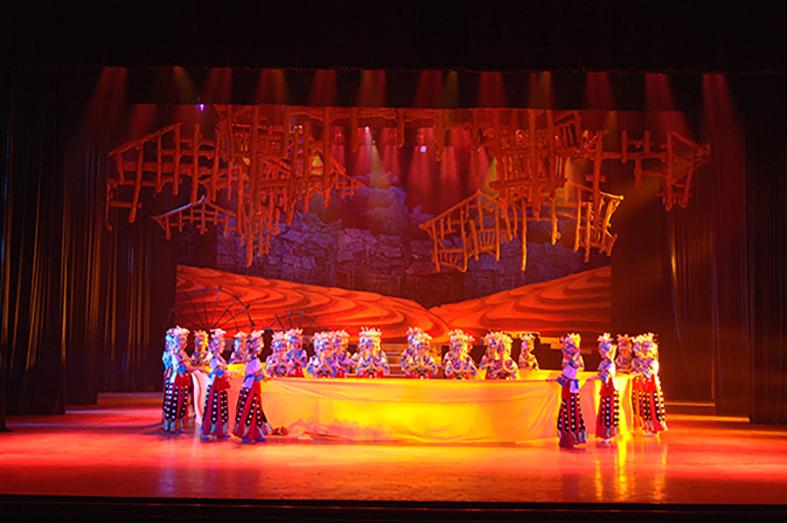 剧场声光电系统集成服务 湖南大剧院