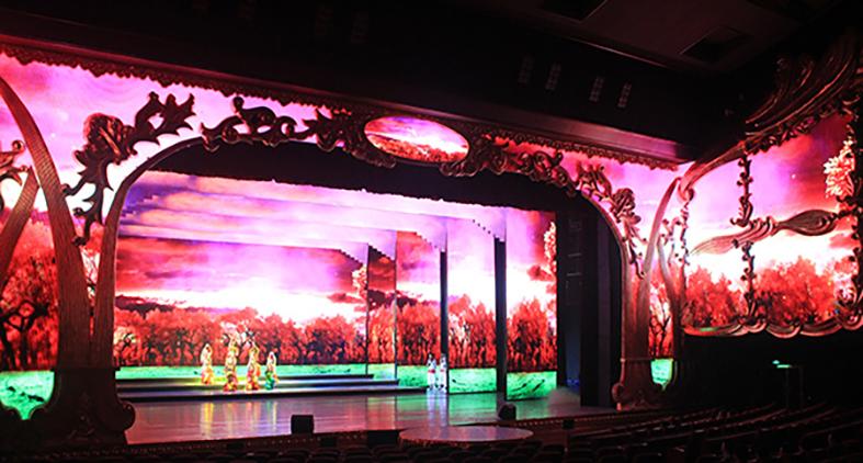 剧院LED屏承建商