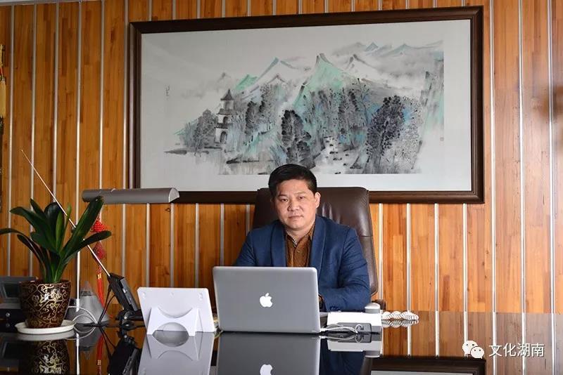 【文化人】敬佩!傅高武:让承载中国智慧的文创产品走向世界