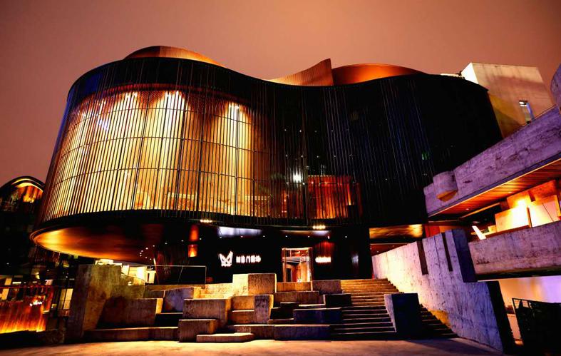 常德老西门剧场