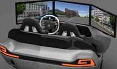 模拟驾驶系统