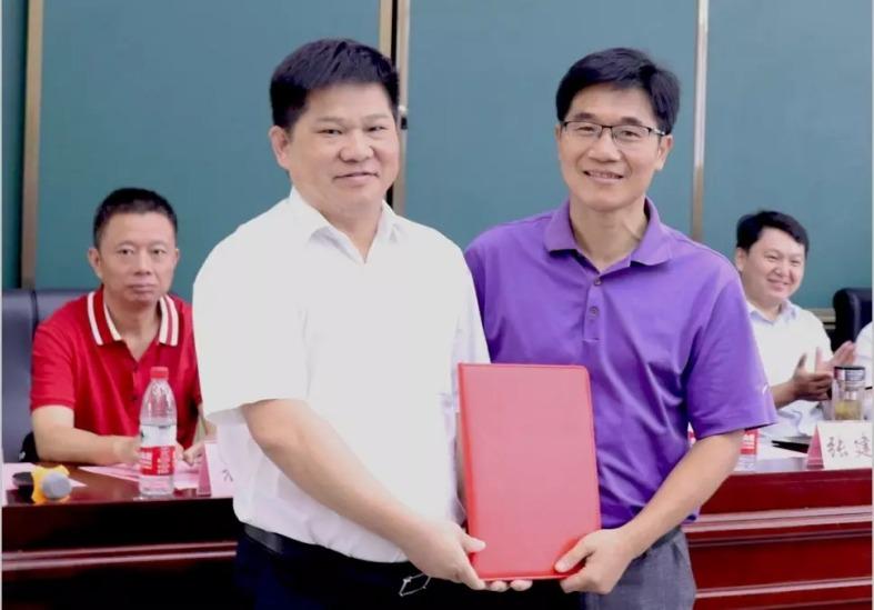 明和集团与湖南财政经济学院正式签署合作协议