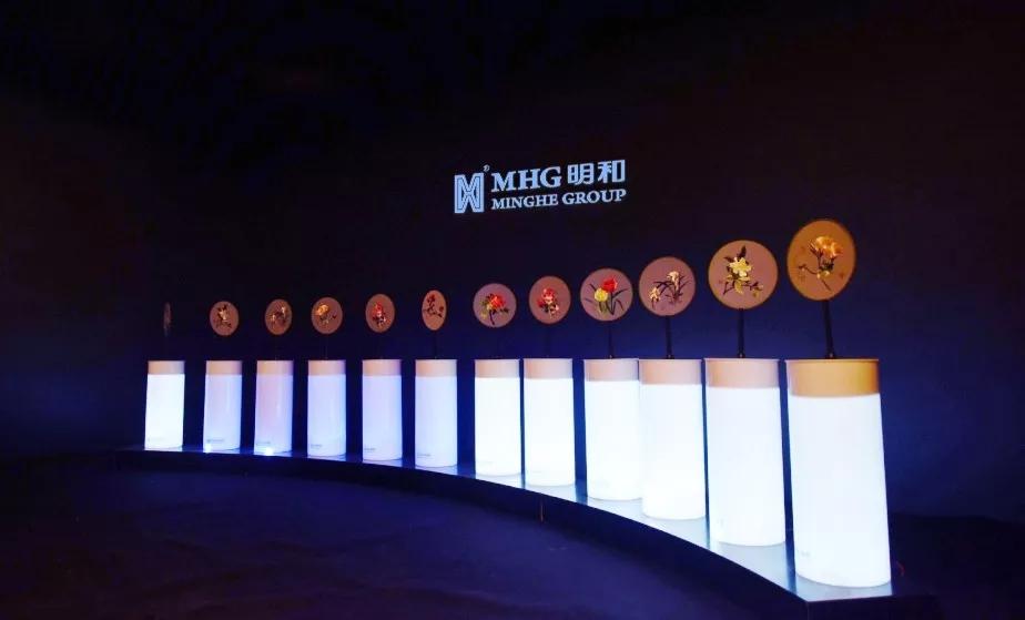 让科技有灵魂 让文化更有趣丨明和亮相湖南文化创意产品成果展!