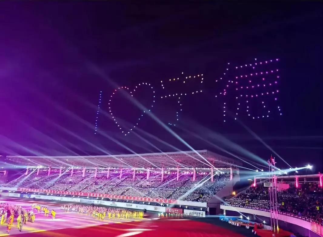 体育赛事开幕式声光电集成服务