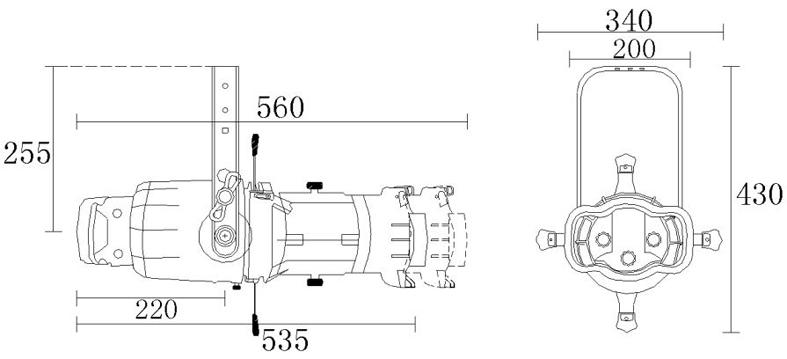 m-7506-影视舞台灯光设备-湖南明和光电设备